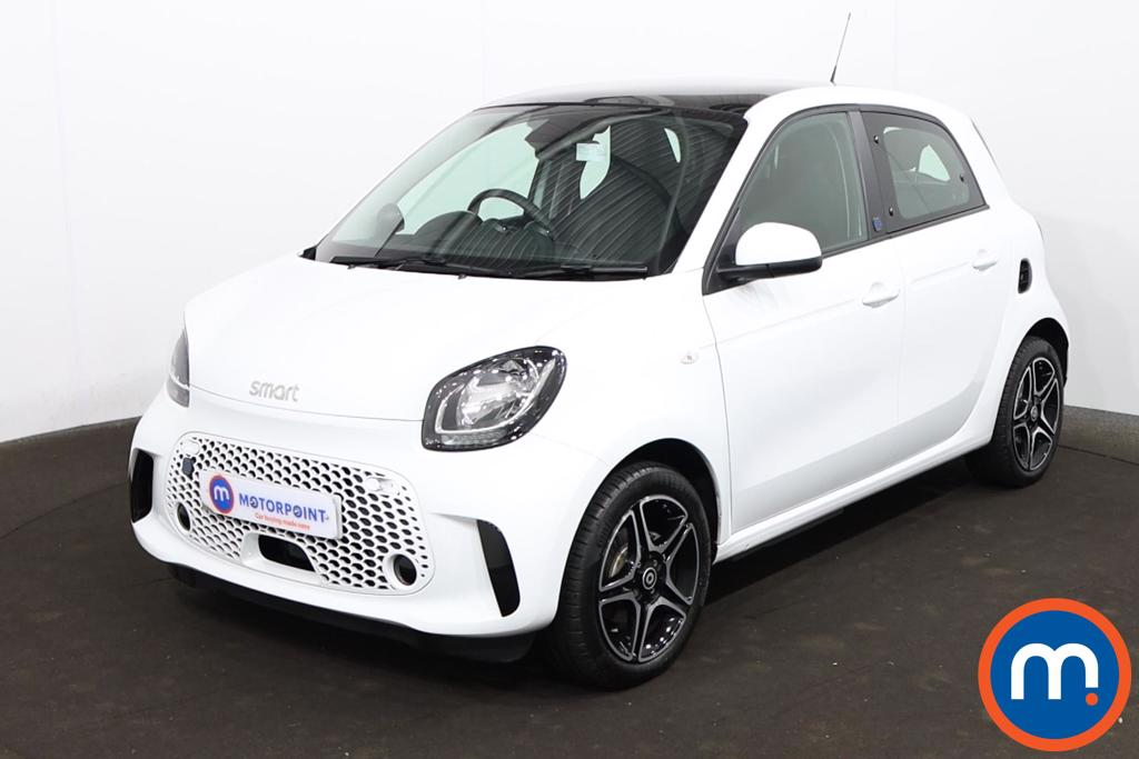 Smart Forfour 60kW EQ Pulse Premium 17kWh 5dr Auto [22kWch] - Stock Number 1204209 Passenger side front corner