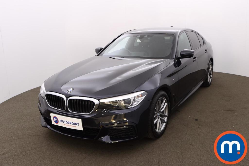 BMW 5 Series 520d M Sport 4dr Auto - Stock Number 1213443 Passenger side front corner