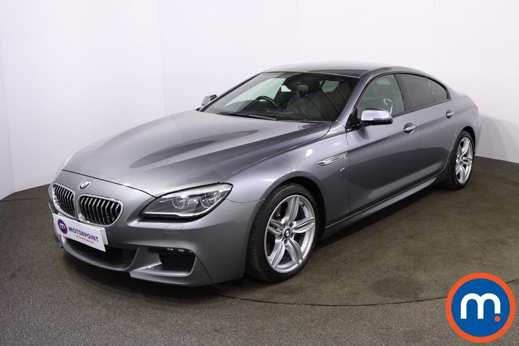 BMW 6 Series 640d M Sport 4dr Auto - Stock Number 1213566 Passenger side front corner