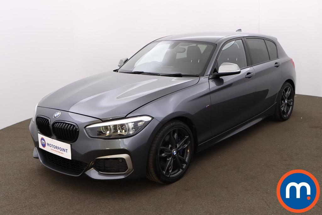 BMW 1 Series M140i Shadow Edition 5dr Step Auto - Stock Number 1213928 Passenger side front corner