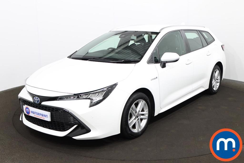 Toyota Corolla 1.8 VVT-i Hybrid Icon Tech 5dr CVT - Stock Number 1209354 Passenger side front corner