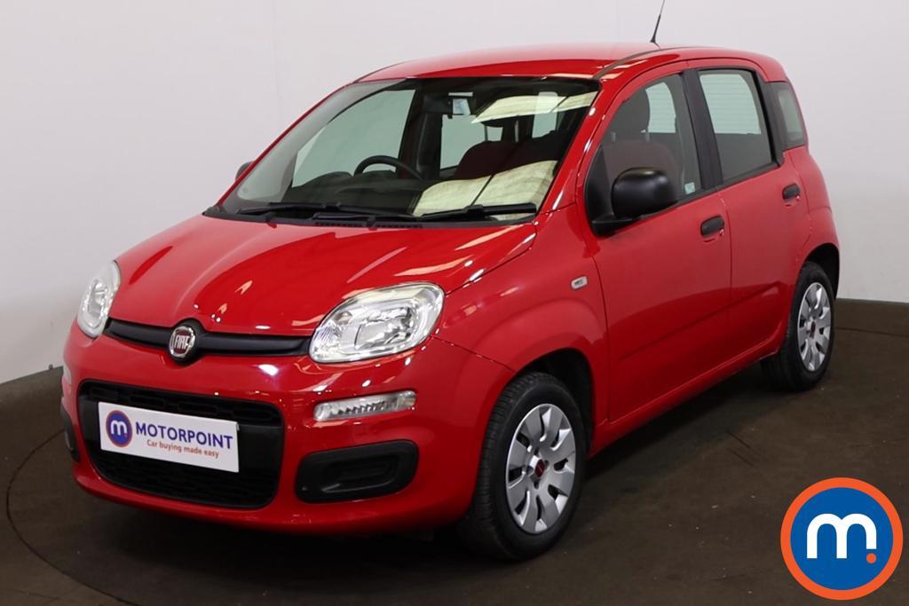Fiat Panda 1.2 Pop 5dr - Stock Number 1212001 Passenger side front corner