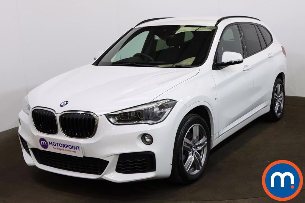 BMW X1 sDrive 18i M Sport 5dr Step Auto - Stock Number 1213323 Passenger side front corner