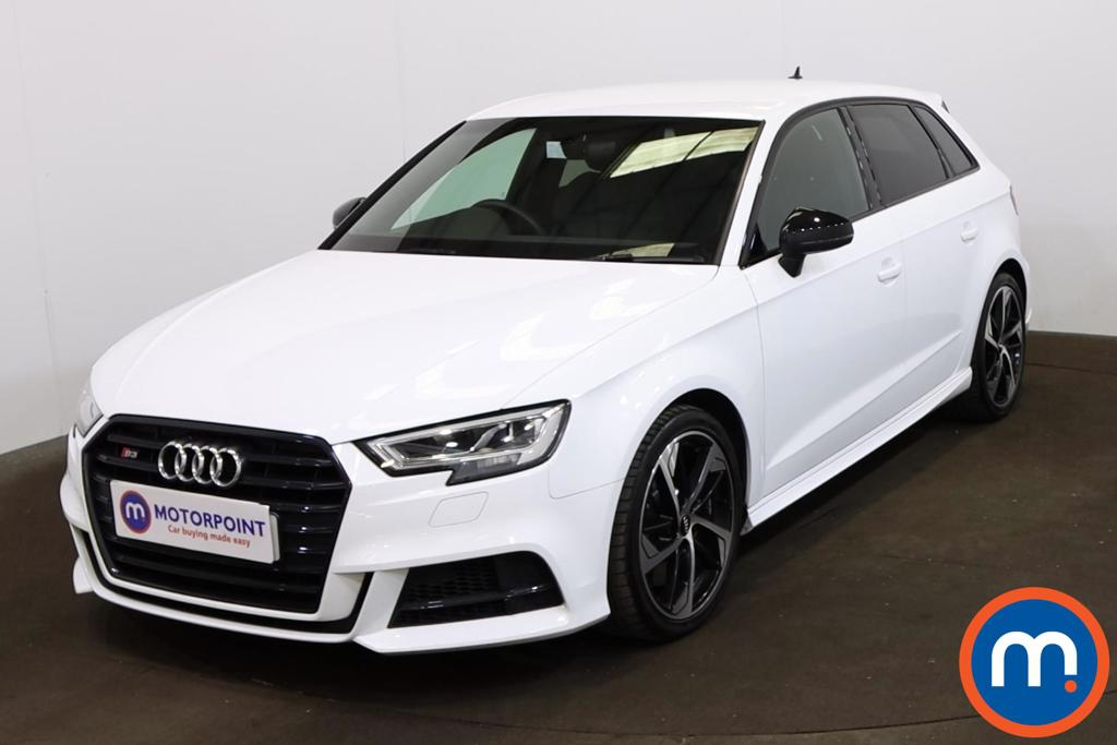 Audi A3 S3 TFSI 300 Quattro Black Edition 5dr S Tronic - Stock Number 1214254 Passenger side front corner