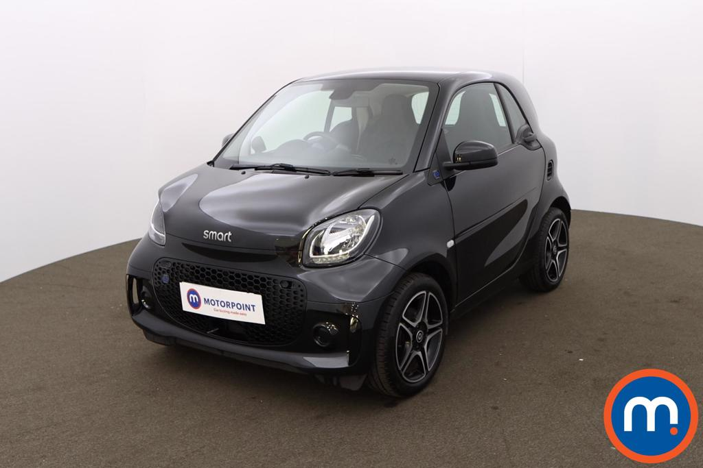 Smart Fortwo Coupe 60kW EQ Pulse Premium 17kWh 2dr Auto [22kWCh] - Stock Number 1214396 Passenger side front corner