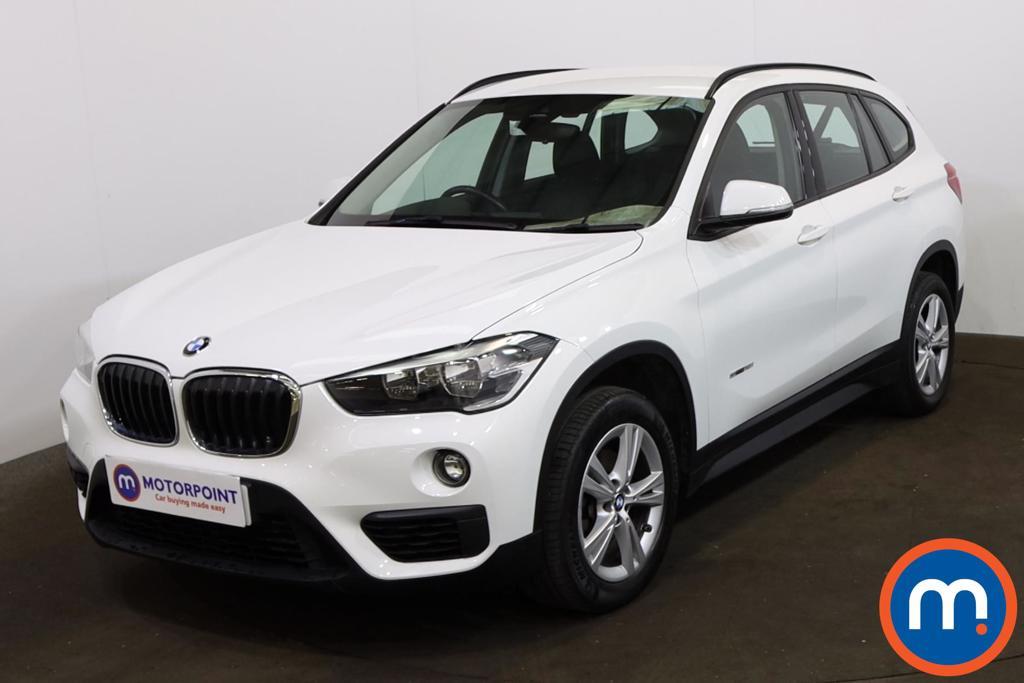 BMW X1 sDrive 18i SE 5dr - Stock Number 1203382 Passenger side front corner