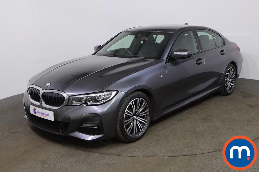 BMW 3 Series 320i M Sport 4dr Step Auto - Stock Number 1212661 Passenger side front corner