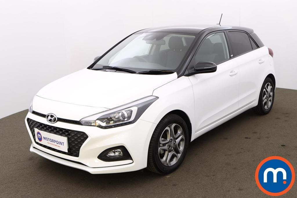 Hyundai I20 1.2 MPi Play 5dr - Stock Number 1213435 Passenger side front corner