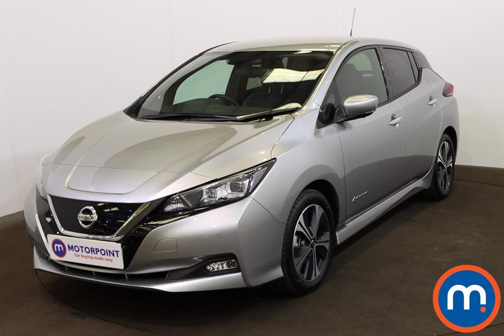 Nissan Leaf 110kW Tekna 40kWh 5dr Auto - Stock Number 1212773 Passenger side front corner