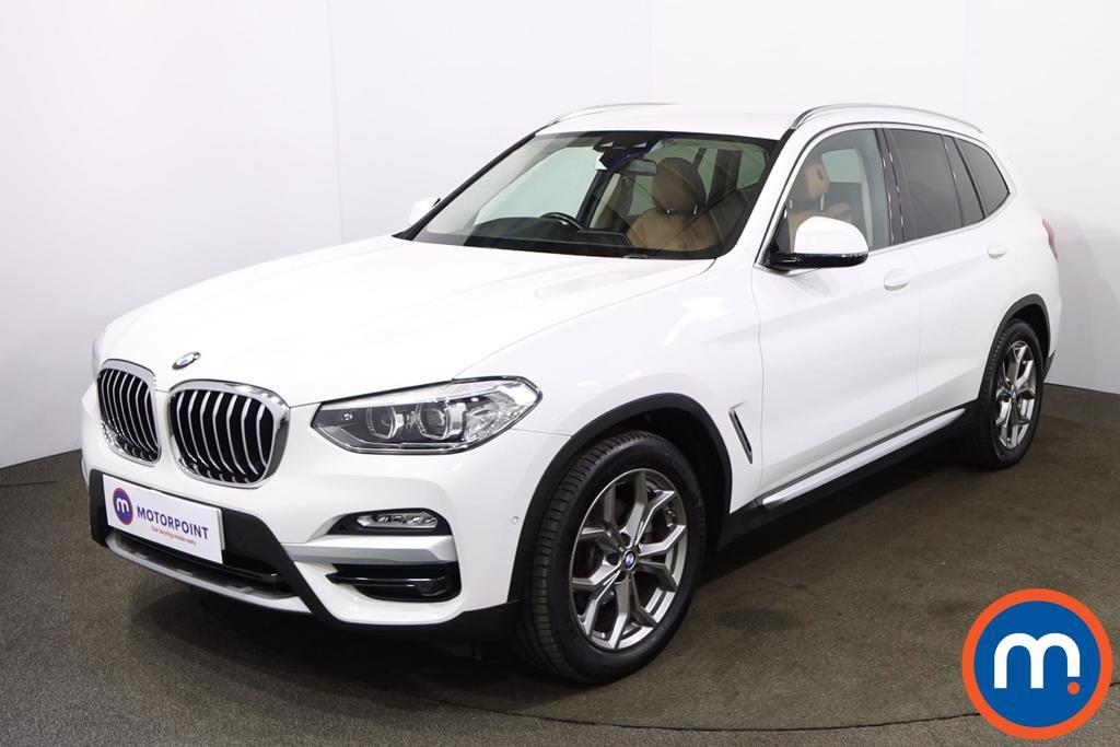 BMW X3 xDrive20i xLine 5dr Step Auto - Stock Number 1213564 Passenger side front corner