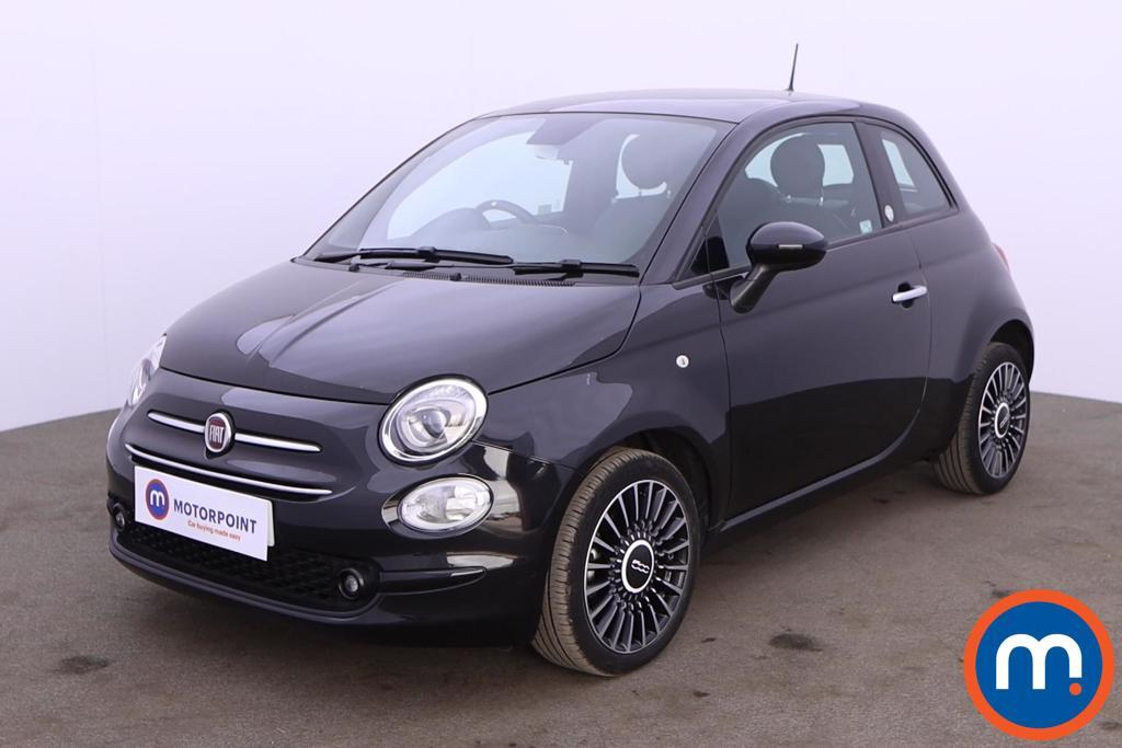 Fiat 500 1.0 Mild Hybrid Launch Edition 3dr - Stock Number 1213901 Passenger side front corner