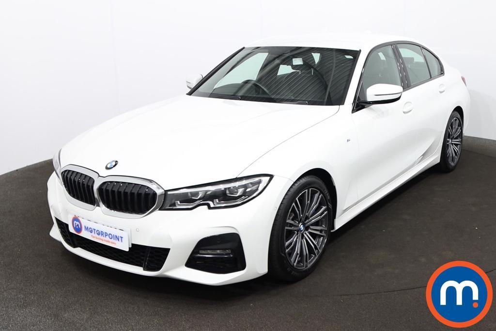BMW 3 Series 330i M Sport 4dr Step Auto - Stock Number 1214381 Passenger side front corner