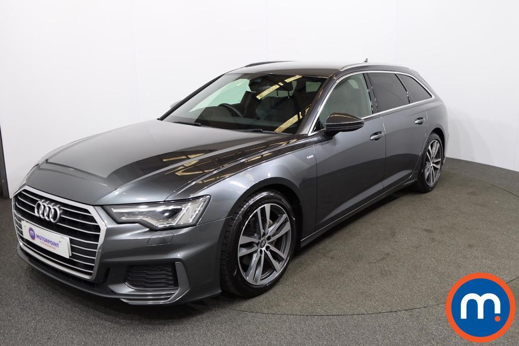 Audi A6 40 TDI S Line 5dr S Tronic - Stock Number 1215300 Passenger side front corner