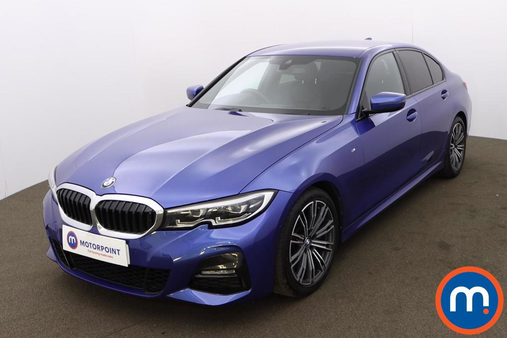 BMW 3 Series 330i M Sport 4dr Step Auto - Stock Number 1215684 Passenger side front corner