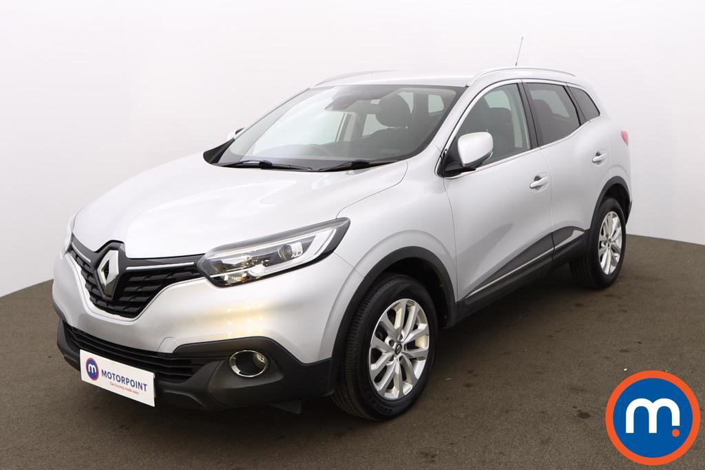 Renault Kadjar 1.5 dCi Dynamique Nav 5dr - Stock Number 1212236 Passenger side front corner