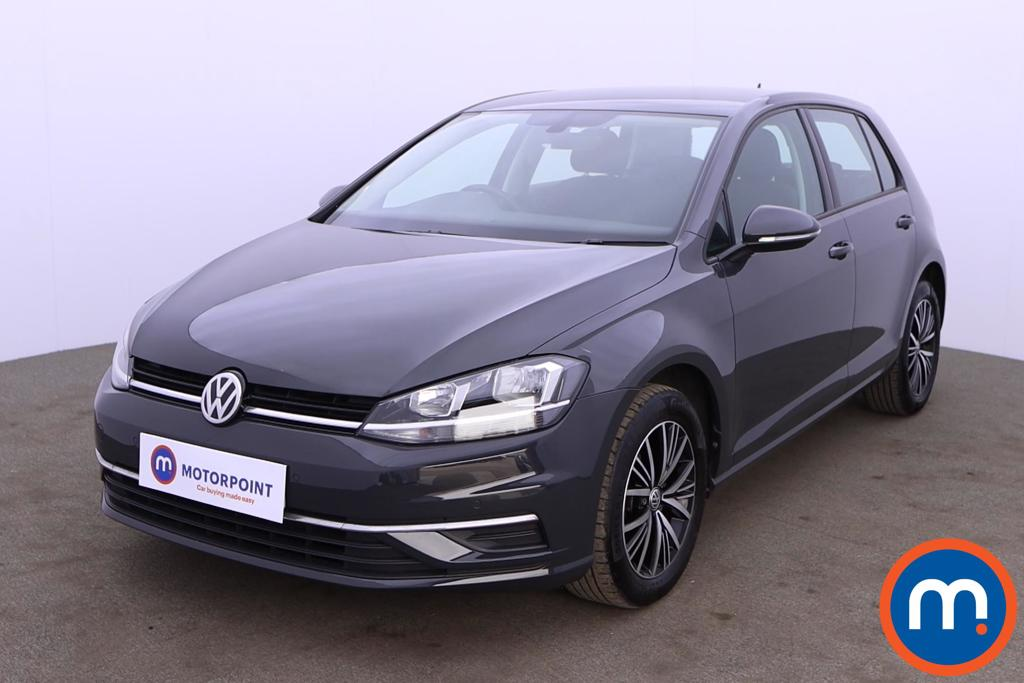 Volkswagen Golf 1.6 TDI SE [Nav] 5dr - Stock Number 1213368 Passenger side front corner