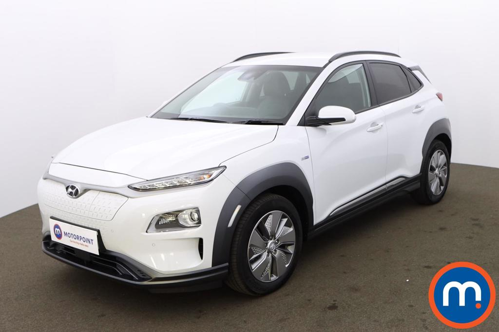 Hyundai Kona 150kW Premium SE 64kWh 5dr Auto - Stock Number 1215229 Passenger side front corner