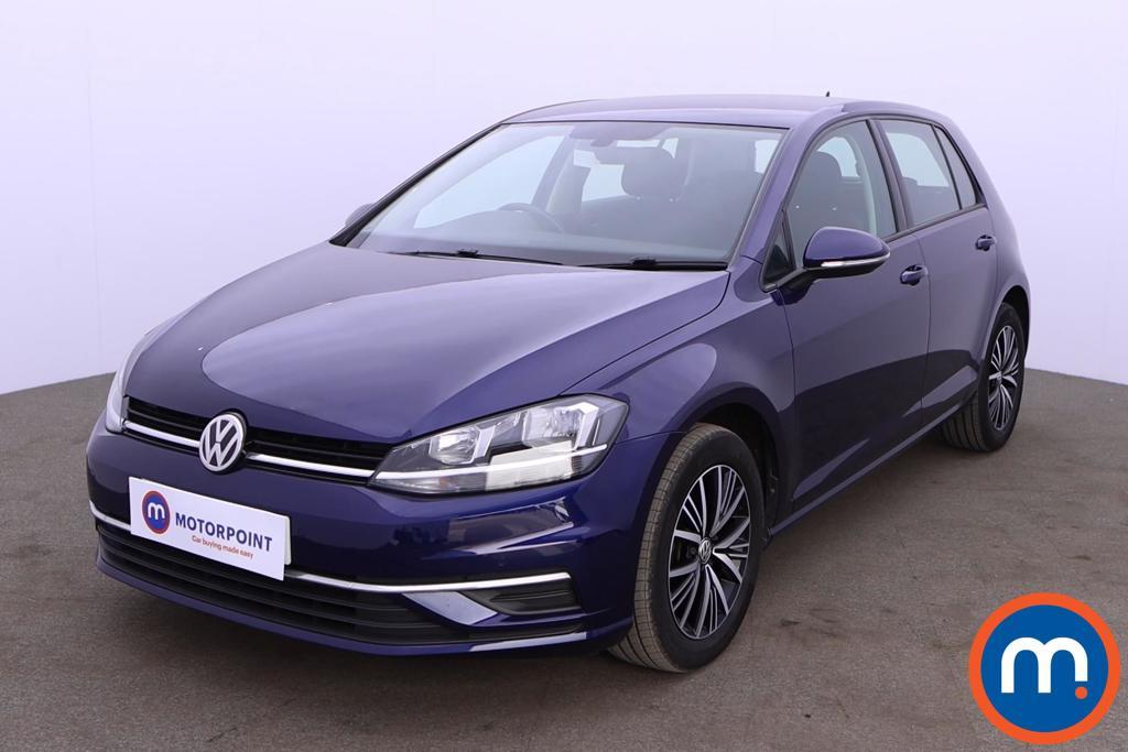 Volkswagen Golf 1.6 TDI SE [Nav] 5dr DSG - Stock Number 1215382 Passenger side front corner