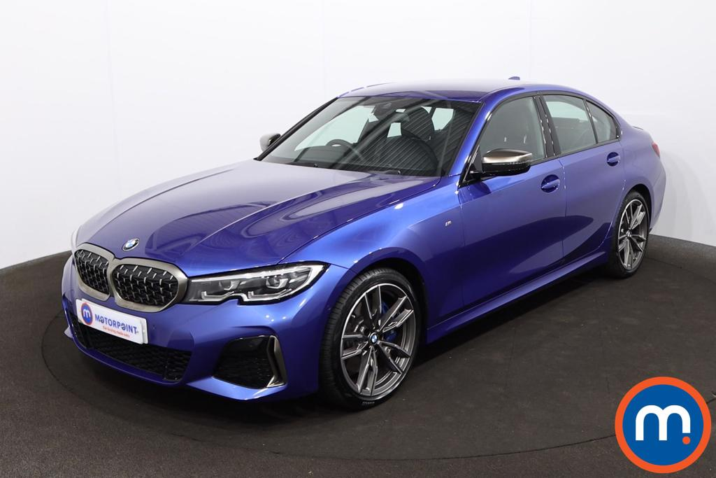 BMW 3 Series M340i xDrive 4dr Step Auto - Stock Number 1215711 Passenger side front corner