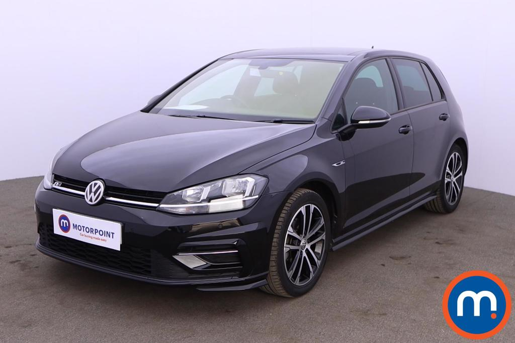 Volkswagen Golf 1.5 TSI EVO 150 R-Line 5dr DSG - Stock Number 1216445 Passenger side front corner
