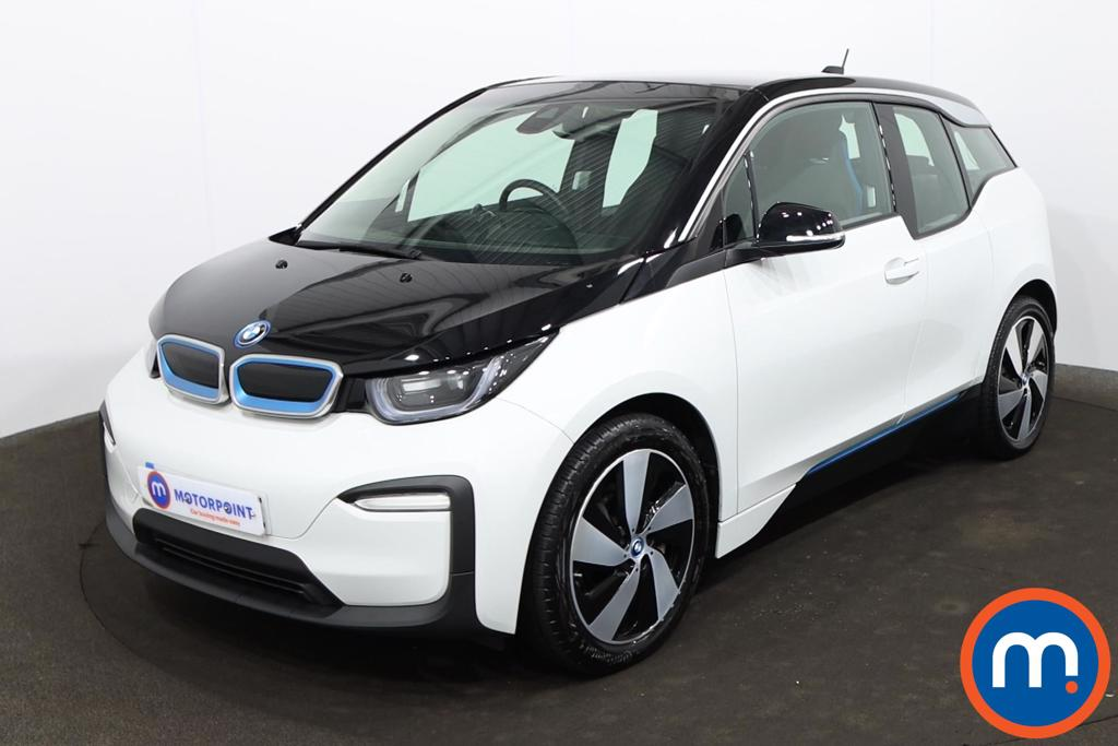 BMW I3 125kW 42kWh 5dr Auto - Stock Number 1215231 Passenger side front corner