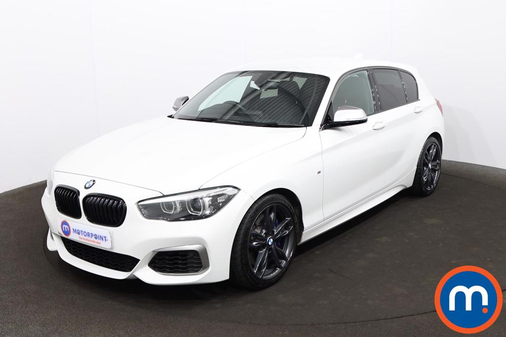 BMW 1 Series M140i Shadow Edition 5dr Step Auto - Stock Number 1215739 Passenger side front corner
