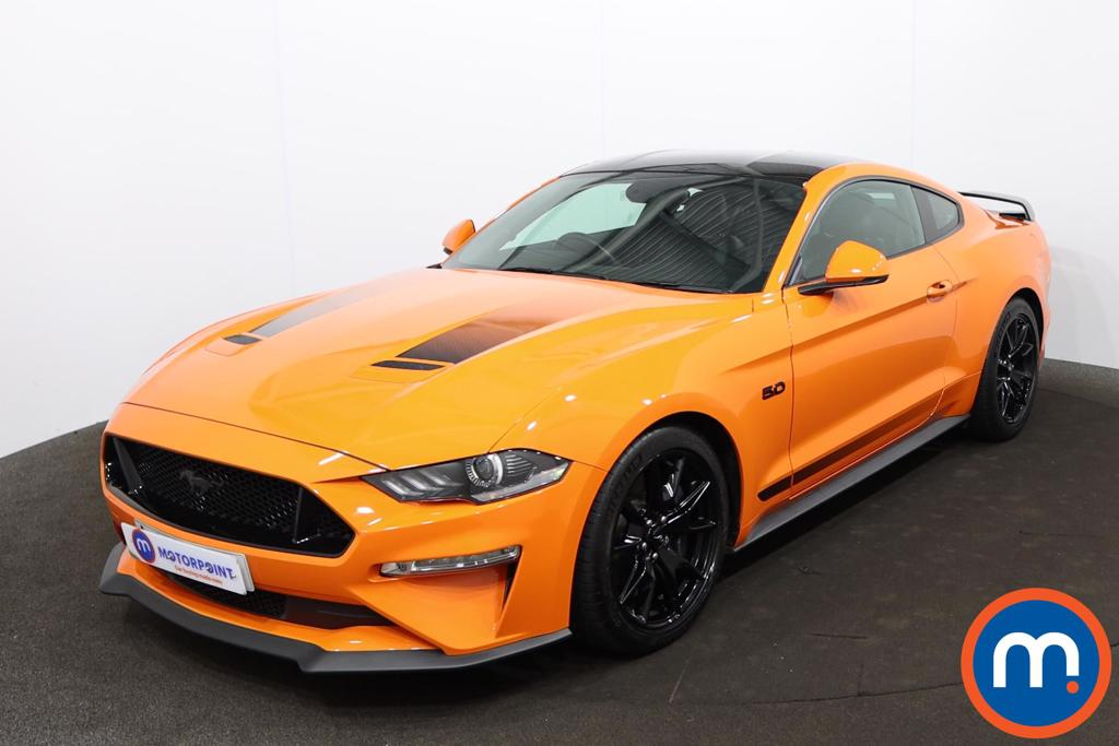 Ford Mustang 5.0 V8 449 55 Edition 2dr Auto - Stock Number 1217042 Passenger side front corner