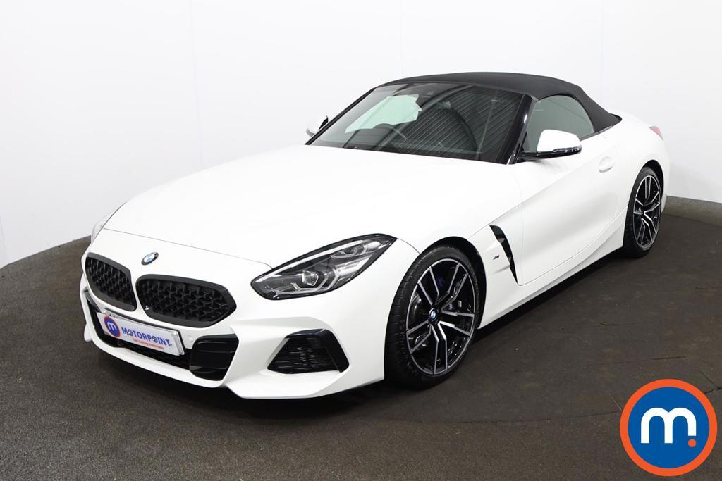 BMW Z4 sDrive 20i M Sport 2dr Auto [Plus Pack] - Stock Number 1217158 Passenger side front corner