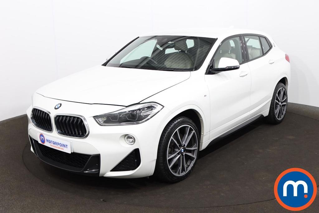 BMW X2 sDrive 20i M Sport 5dr Step Auto - Stock Number 1212799 Passenger side front corner