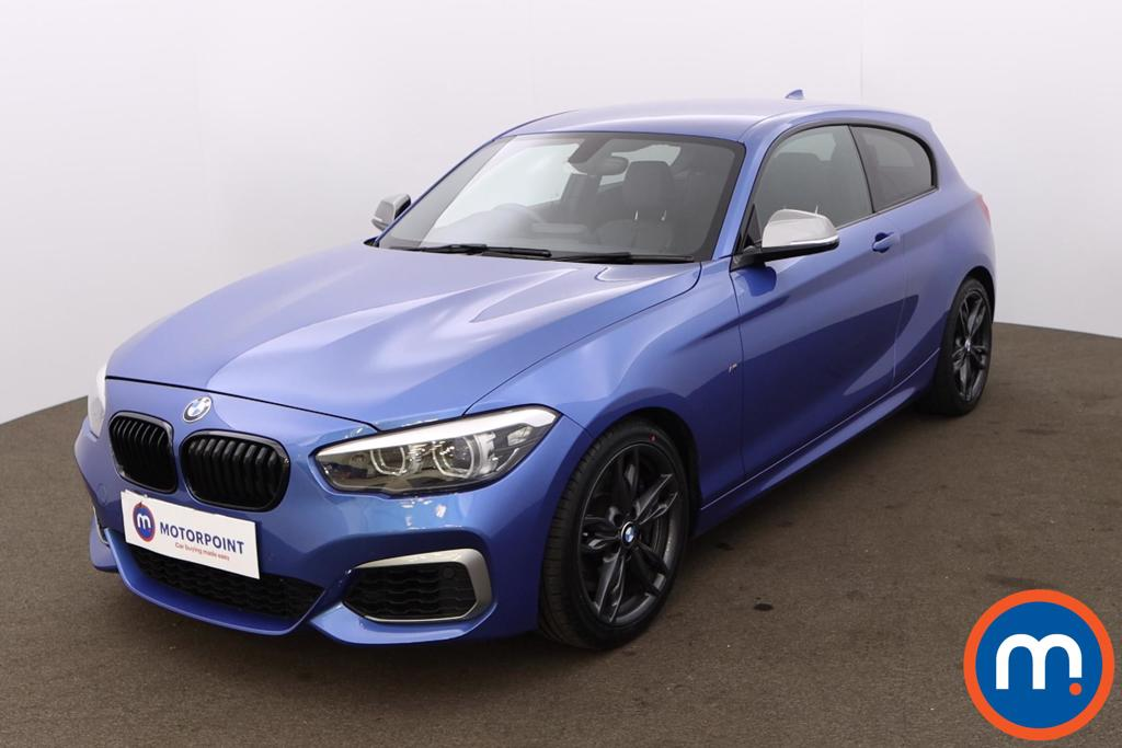 BMW 1 Series M140i Shadow Edition 3dr Step Auto - Stock Number 1212797 Passenger side front corner