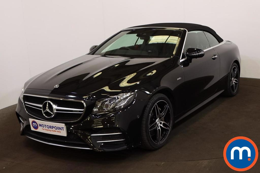 Mercedes-Benz E Class E53 4Matic-Plus Premium 2dr 9G-Tronic - Stock Number 1213046 Passenger side front corner