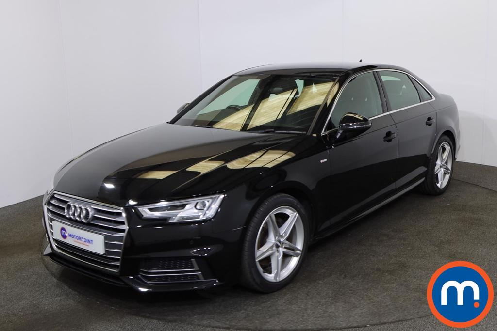 Audi A4 1.4T FSI S Line 4dr S Tronic [Leather-Alc] - Stock Number 1213277 Passenger side front corner