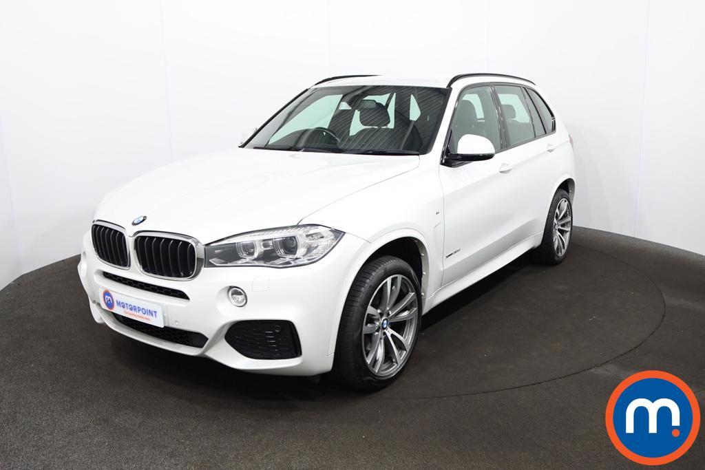 BMW X5 xDrive30d M Sport 5dr Auto - Stock Number 1213404 Passenger side front corner