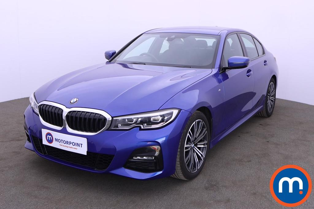 BMW 3 Series 320i M Sport 4dr Step Auto - Stock Number 1213917 Passenger side front corner
