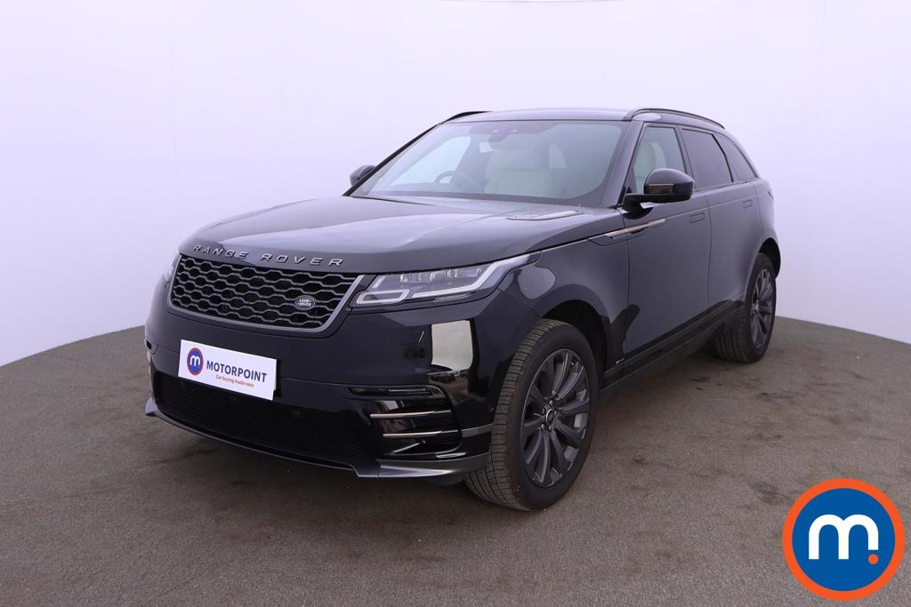 Land Rover Range Rover Velar 2.0 D180 R-Dynamic SE 5dr Auto - Stock Number 1214629 Passenger side front corner