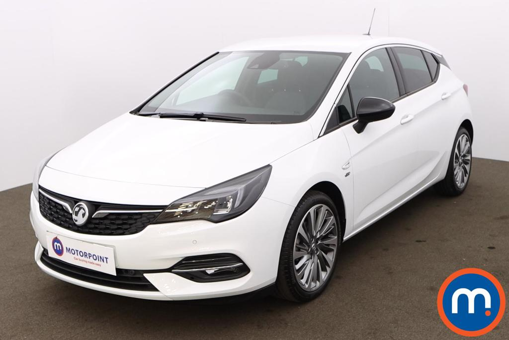 Vauxhall Astra 1.2 Turbo 145 Griffin Edition 5dr - Stock Number 1214678 Passenger side front corner