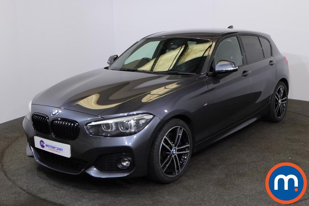BMW 1 Series 118i [1.5] M Sport Shadow Edition 5dr - Stock Number 1214708 Passenger side front corner