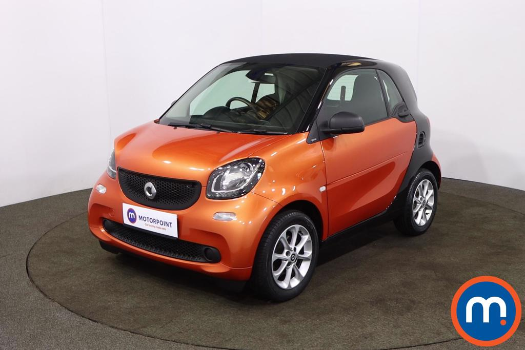 Smart Fortwo Coupe 1.0 Passion 2dr - Stock Number 1214807 Passenger side front corner