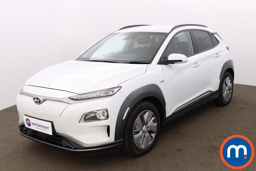 Hyundai Kona 150kW Premium SE 64kWh 5dr Auto - Stock Number 1215203 Passenger side front corner