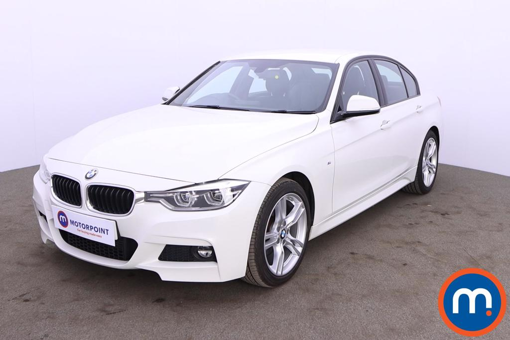 BMW 3 Series 320d M Sport 4dr Step Auto - Stock Number 1215238 Passenger side front corner