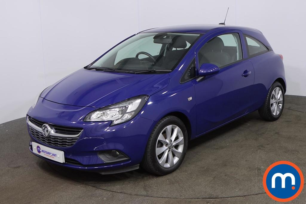 Vauxhall Corsa 1.4 [75] Energy 3dr [AC] - Stock Number 1215783 Passenger side front corner