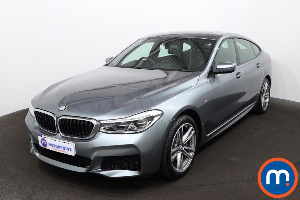 BMW 6 Series 630i M Sport 5dr Auto - Stock Number 1216018 Passenger side front corner
