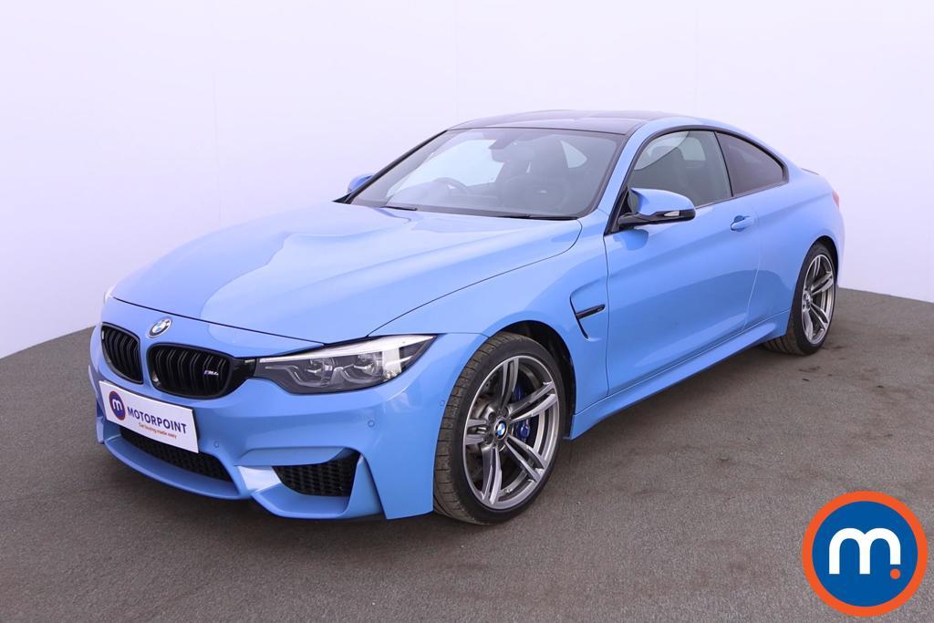 BMW M4 M4 2dr DCT - Stock Number 1216447 Passenger side front corner