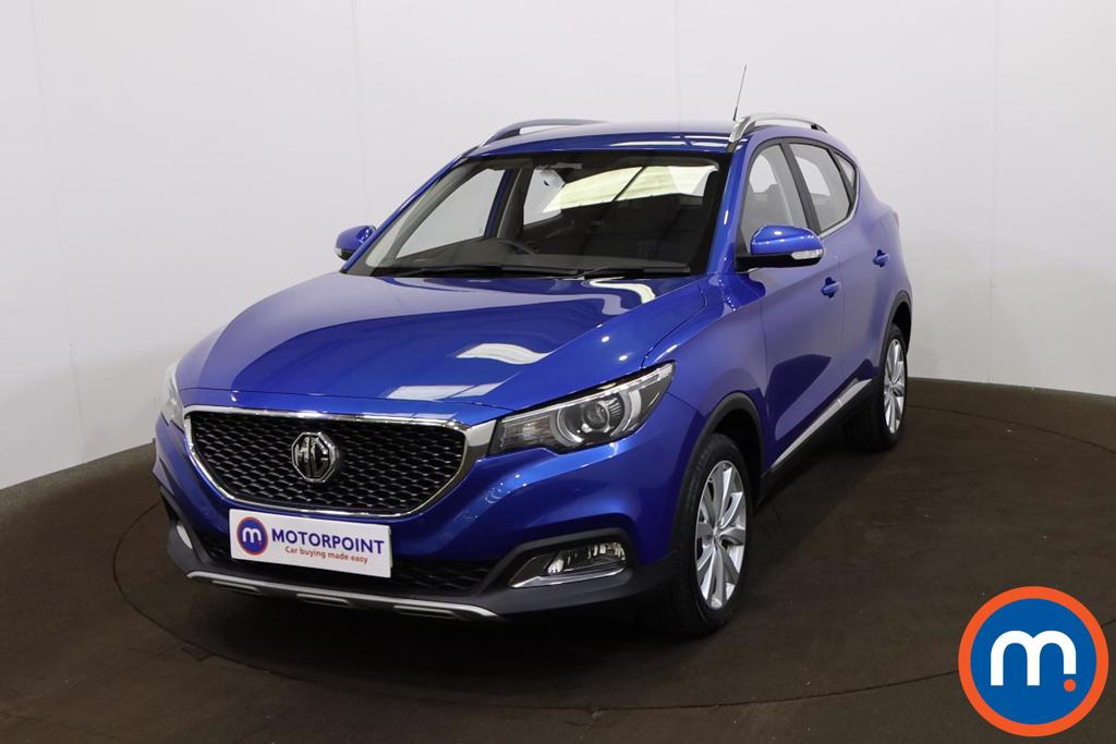 Mg Motor Uk ZS 1.0T GDi Excite 5dr DCT - Stock Number 1216466 Passenger side front corner