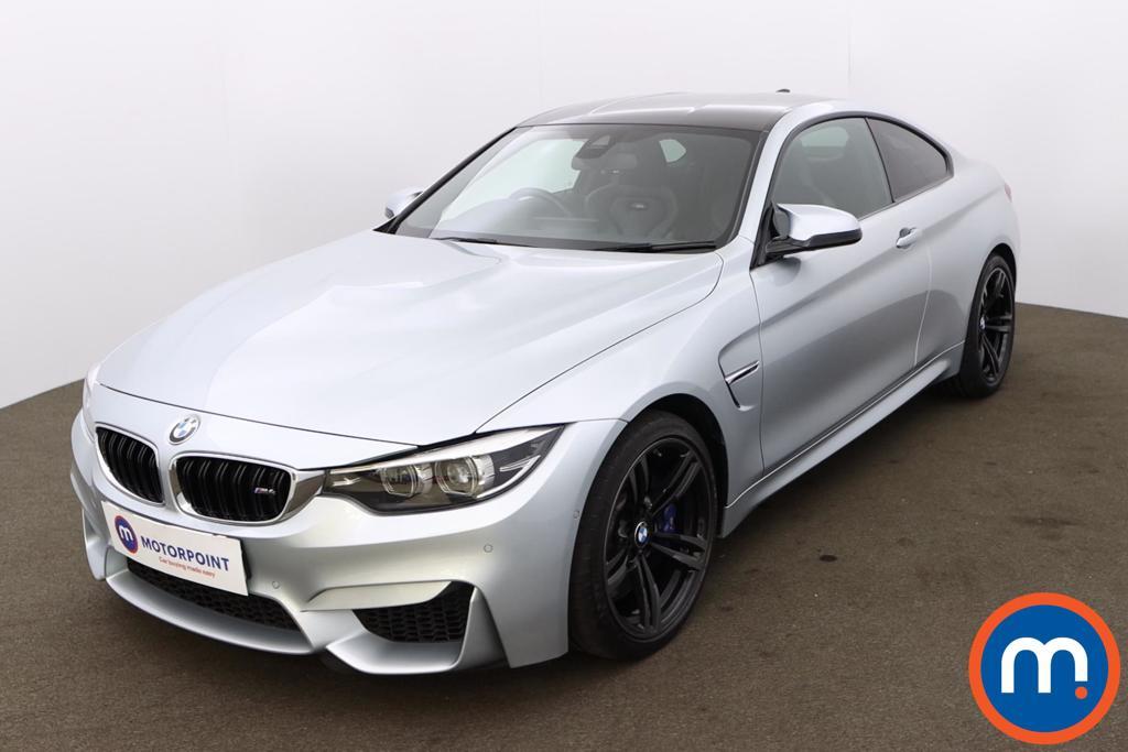 BMW M4 M4 2dr DCT - Stock Number 1216684 Passenger side front corner