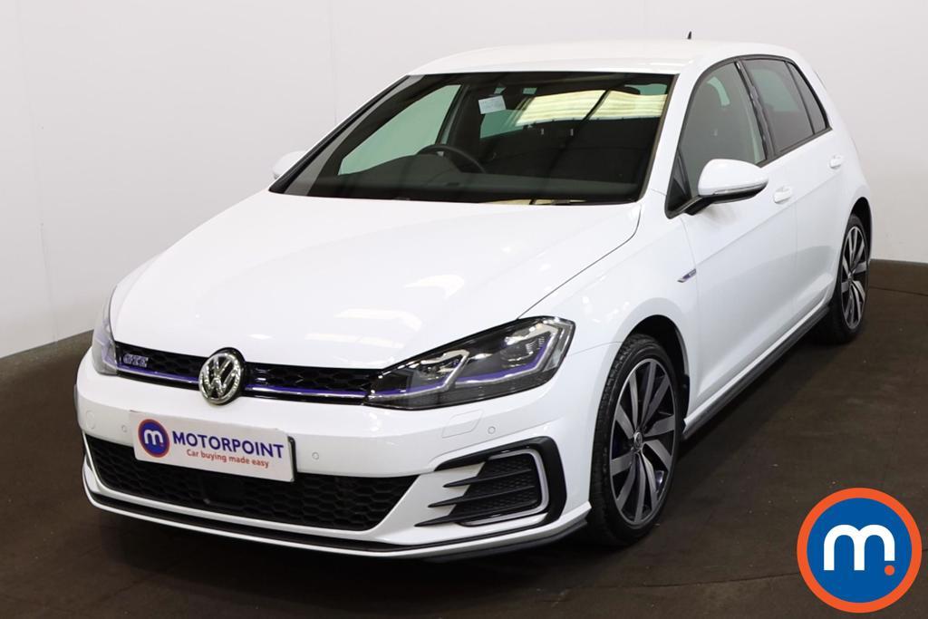 Volkswagen Golf 1.4 TSI GTE Advance 5dr DSG - Stock Number 1213308 Passenger side front corner