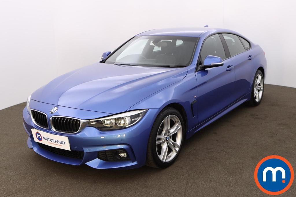 BMW 4 Series 420i M Sport 5dr [Professional Media] - Stock Number 1214170 Passenger side front corner