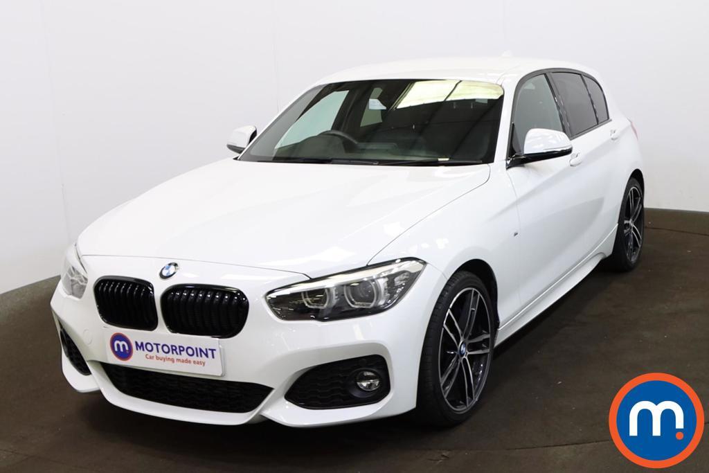 BMW 1 Series 118i [1.5] M Sport Shadow Edition 5dr - Stock Number 1214691 Passenger side front corner