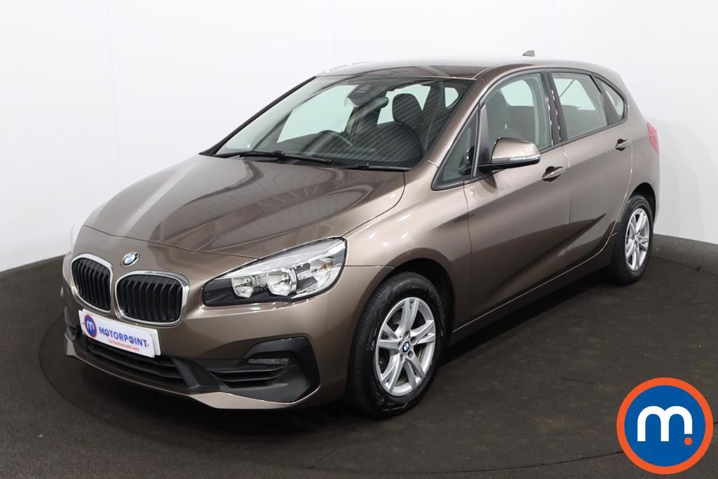 BMW 2 Series 218i SE 5dr Step Auto - Stock Number 1215001 Passenger side front corner