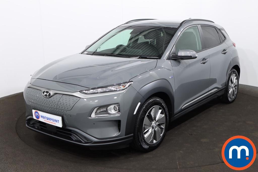 Hyundai Kona 150kW Premium SE 64kWh 5dr Auto - Stock Number 1215205 Passenger side front corner